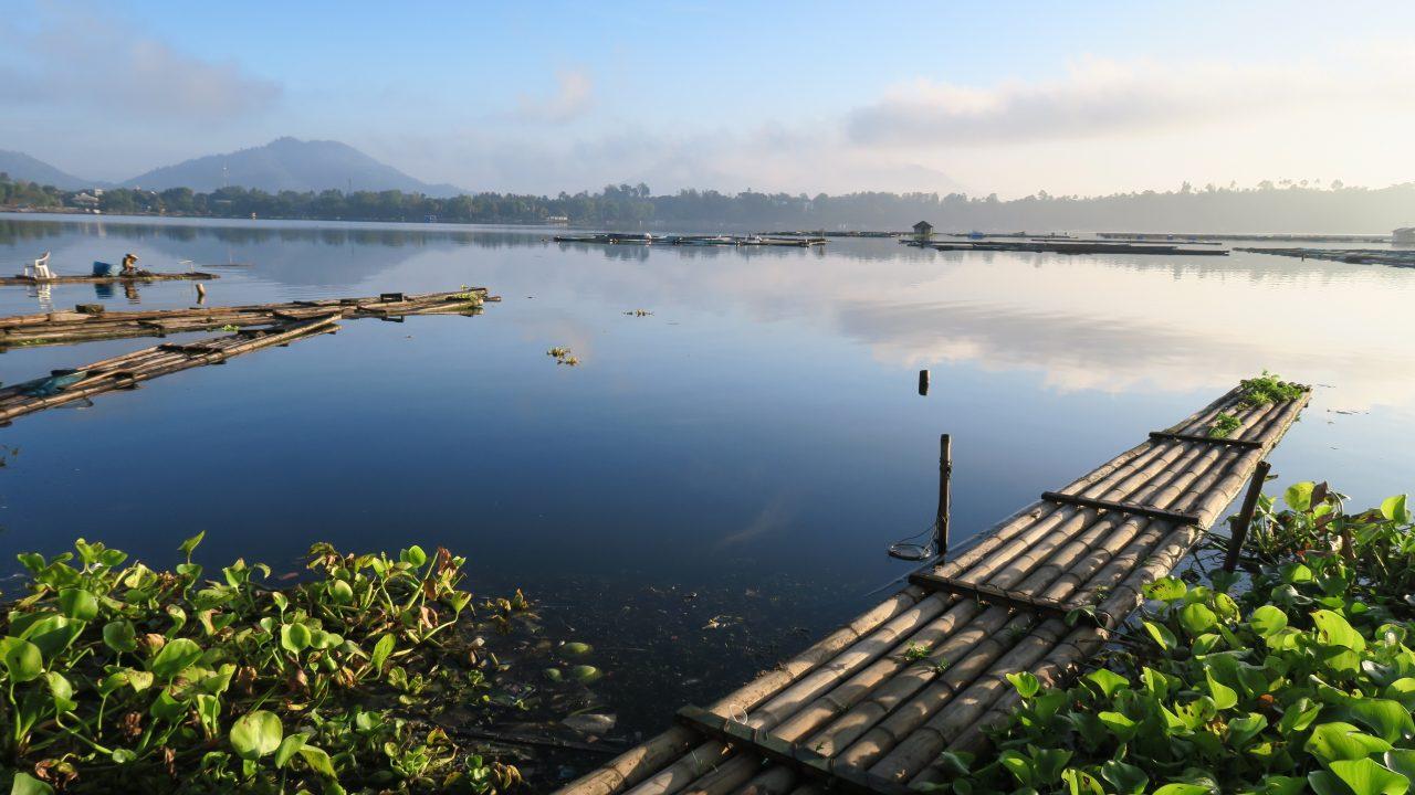 seven lakes of San Pablo