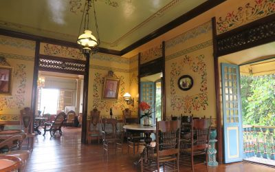 Taal Villavicencio Wedding Gift House: Victorian Inspired Ancestral House