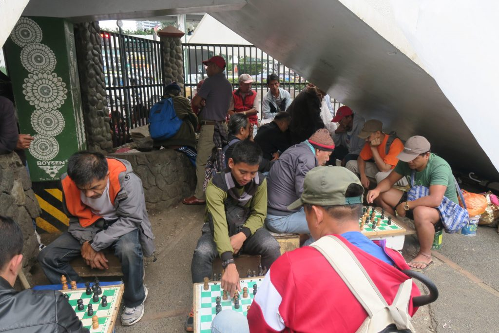 Chess in Igorot Park