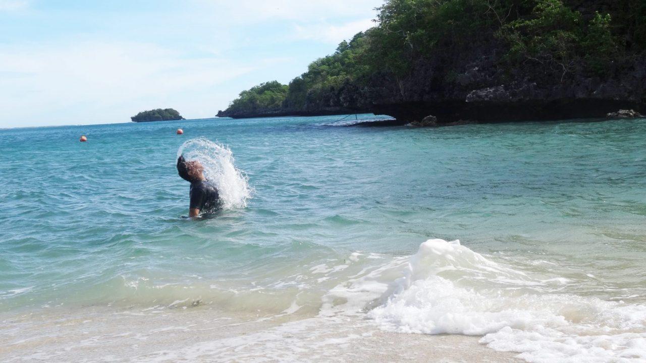 Children's Island Beach