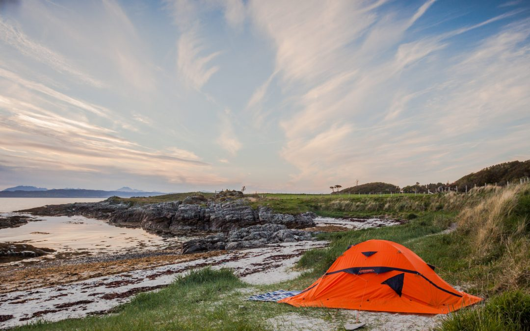7 Reasons Why You Should Try Camping