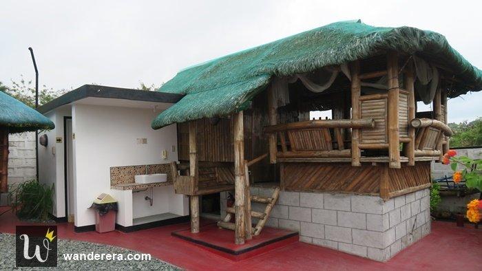 Nipa Huts at La VeryOl's