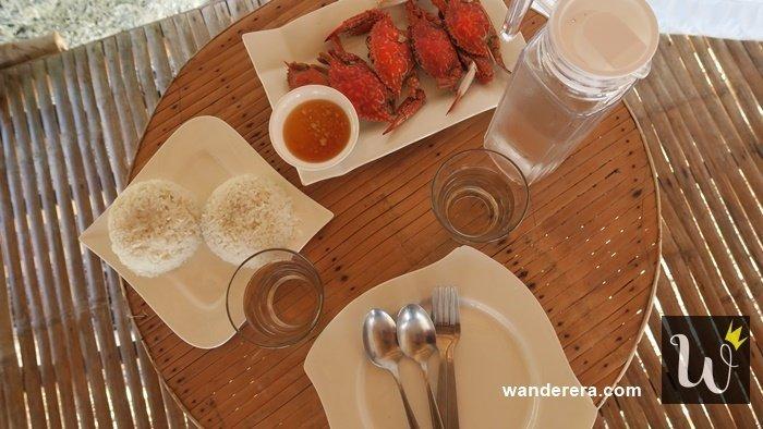 Birdland Beach Club Food