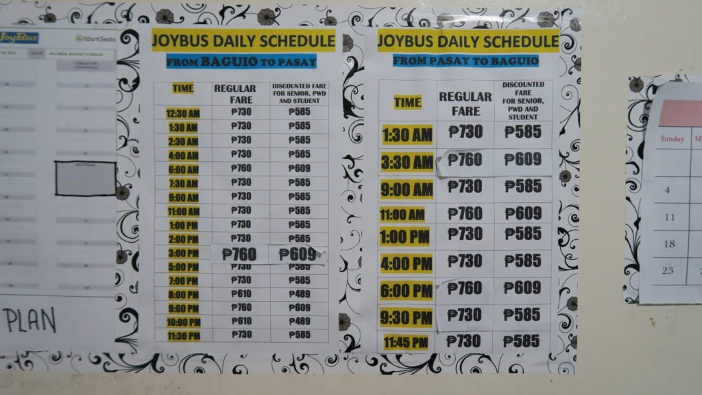 JoyBus premier class