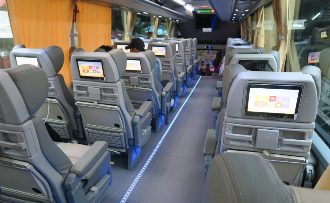 JoyBus Premier Class: How To Book The Genesis Bus Online