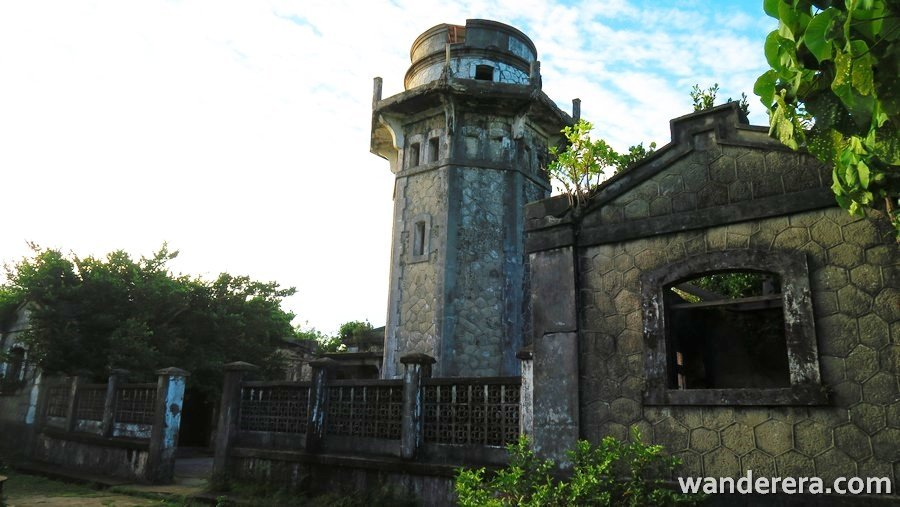 Cape Engano Lighthouse in Palaui