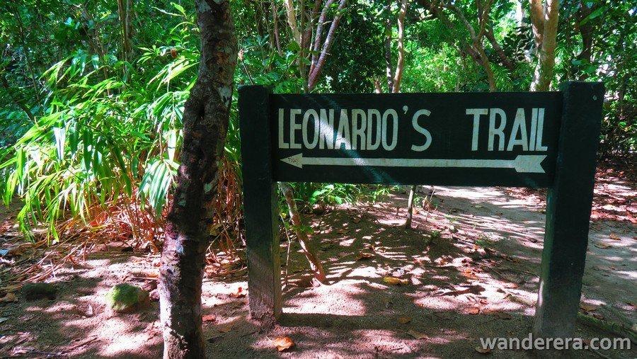 Leonardo's Trail