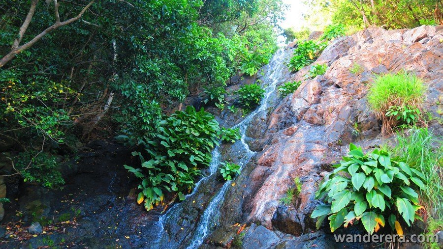 Palaui Waterfall