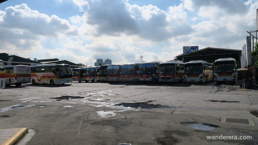Pasay Victory Bus Terminal