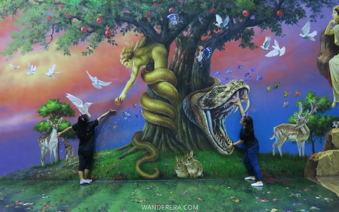 Art in Island Review: Asia's Largest 3D Trick Art Museum (Manila, Philippines)