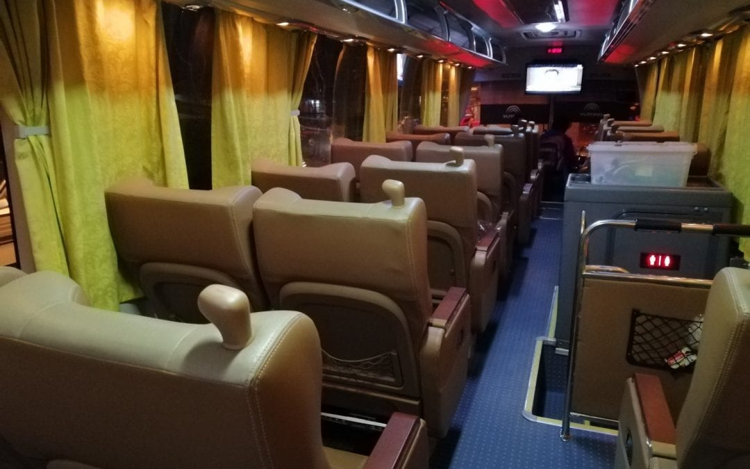 JoyBus Deluxe: Travel From Manila To Baguio and Baler Like A VIP