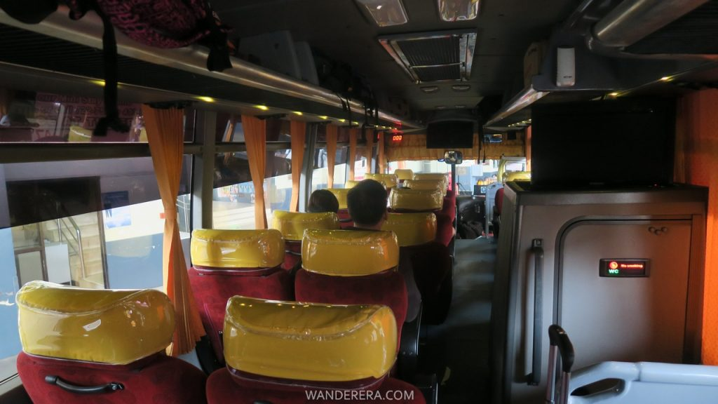 Victory Liner First Class Bus