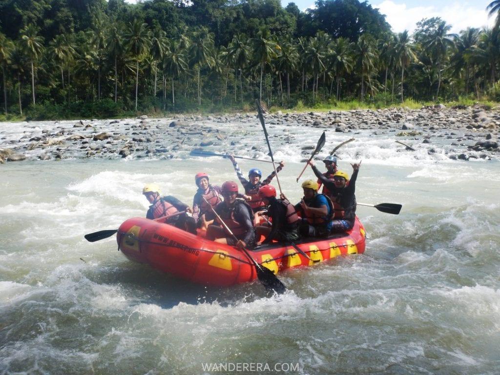 Davao Wildwater Adventure