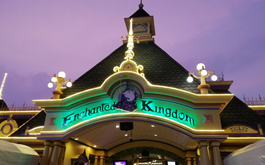 Enchanted Kingdom: The Ultimate 2021 Travel Guide