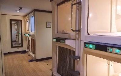 Should You Book Kabayan Hotel Pasay's Kapsule (Capsule) Room?