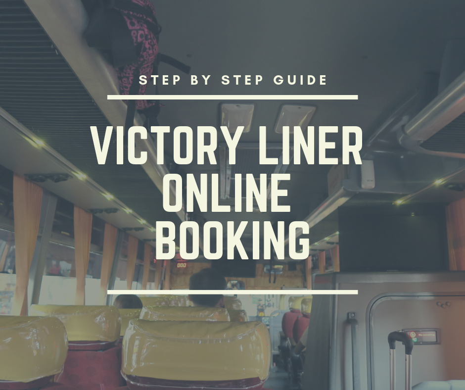 Victory Liner Online Booking: Step By Step Guide