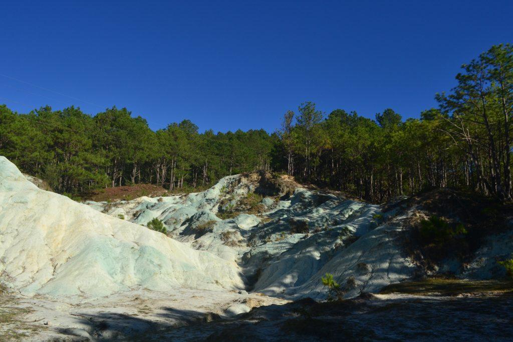 sagada blue soil