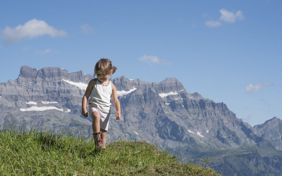 How to Bring Your Toddler Out on the Trails