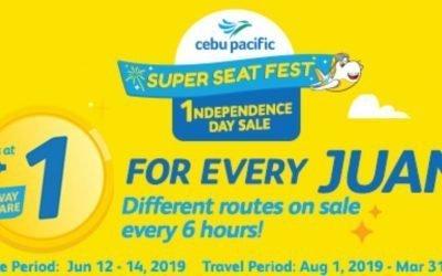 Cebu Pacific Piso Fare 2021 Guide: HOW TO BOOK