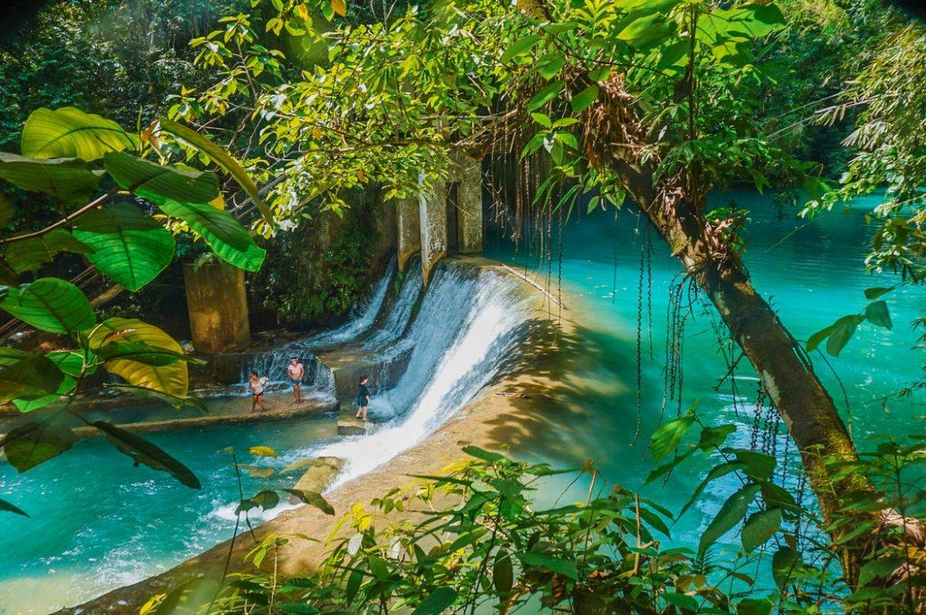 badian waterfalls