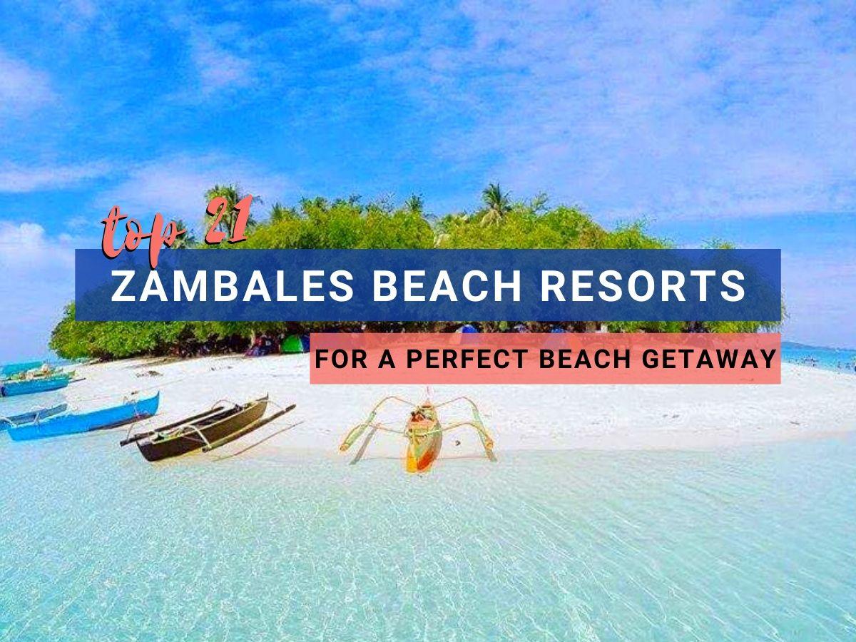 ZAMBALES Beach resorts