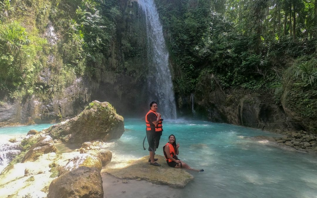 Inambakan Falls 2020 Travel Guide: Ginatilan, Cebu