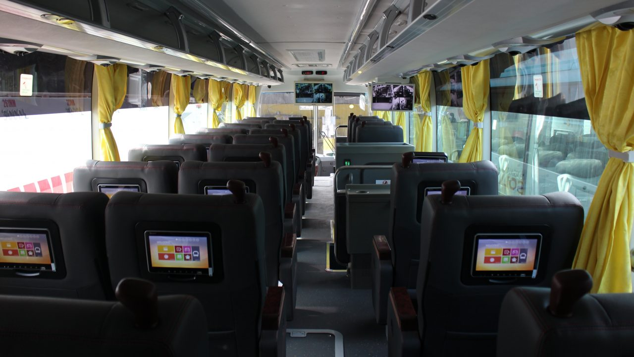 pangasinan solid north luxury bus