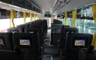Solid North P2P Luxury Bus (2021 Updated Schedules & Fares)