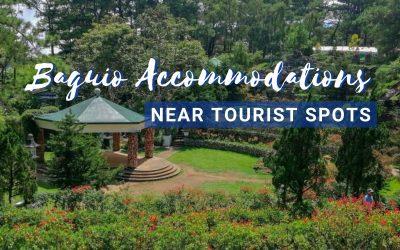Baguio Accommodations Near Tourist Spots
