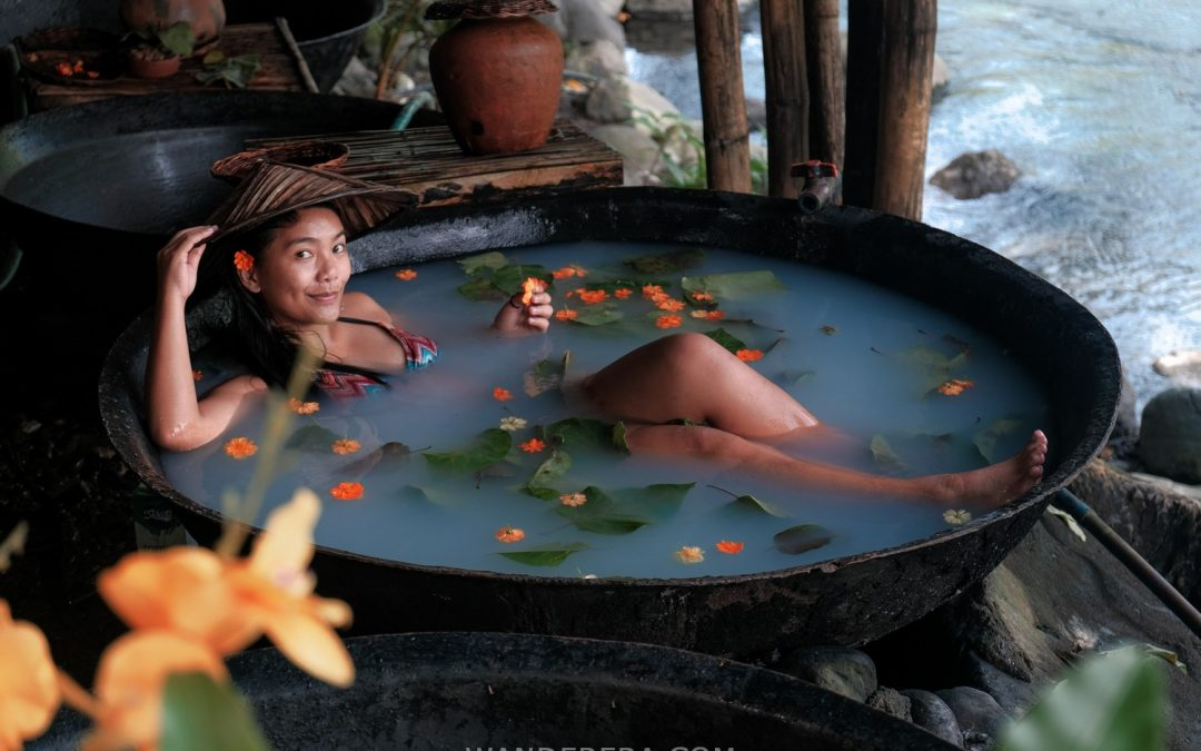 5 Resorts To Try The Kawa Hot Bath in Tibiao, Antique