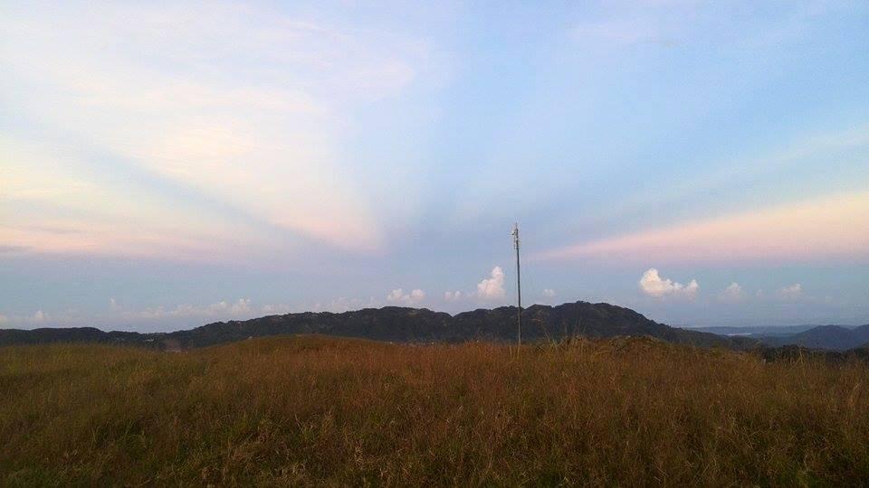 mt yangbew sunrise