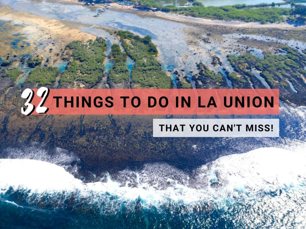 things to do in La Union