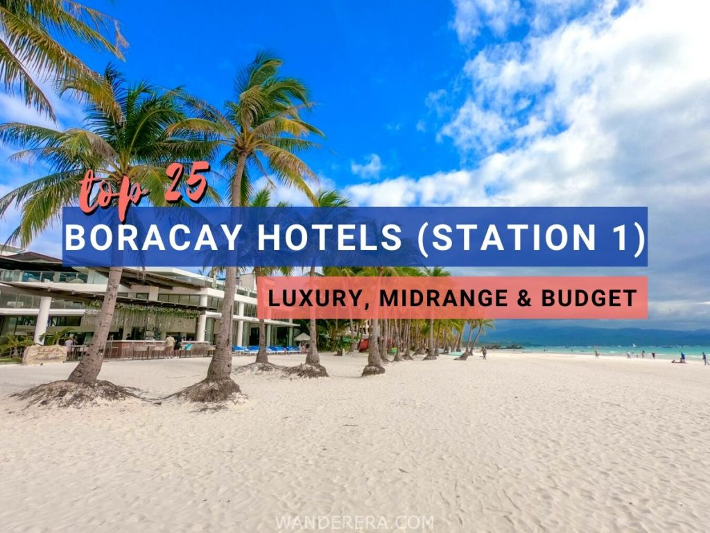 boracay hotels station 1