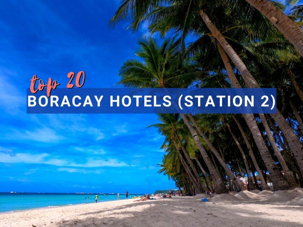 boracay hotels station 2