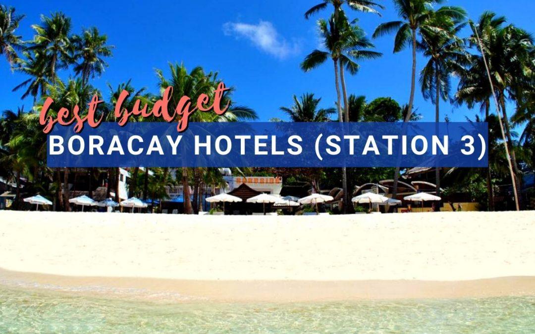 Boracay Station 3 Cheap Hotels