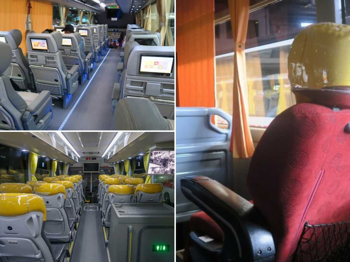 Bus To Baguio
