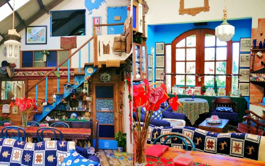 Le Coq Bleu Airbnb: Experience French Homestay In Baguio