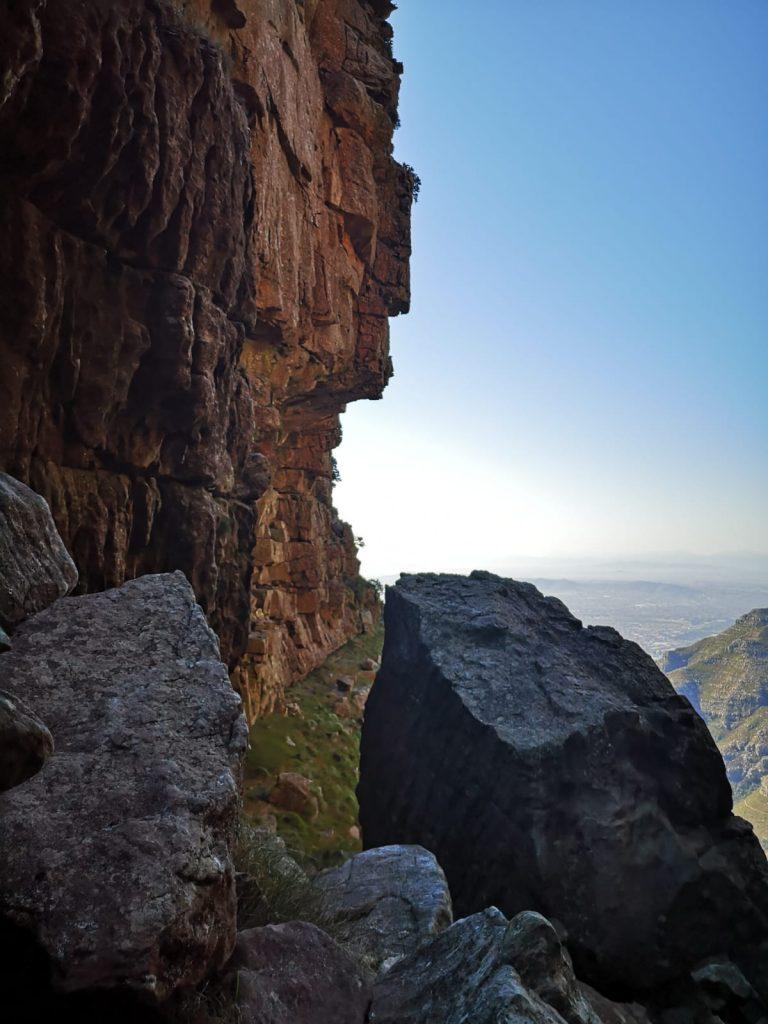 hiking Capetown
