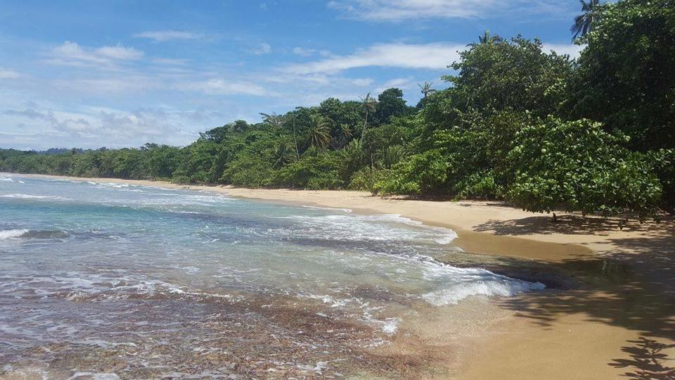 Costa Rica Punta Uva Beach