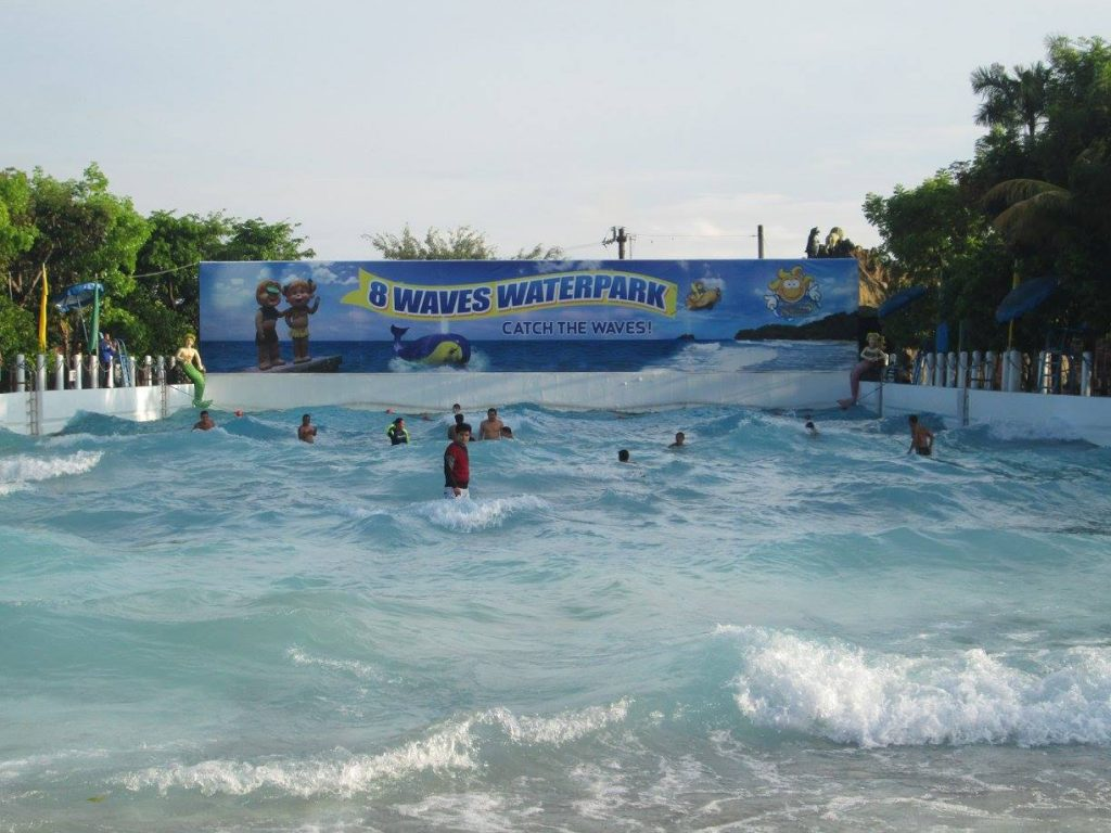 8 Waves Waterpark and Resort