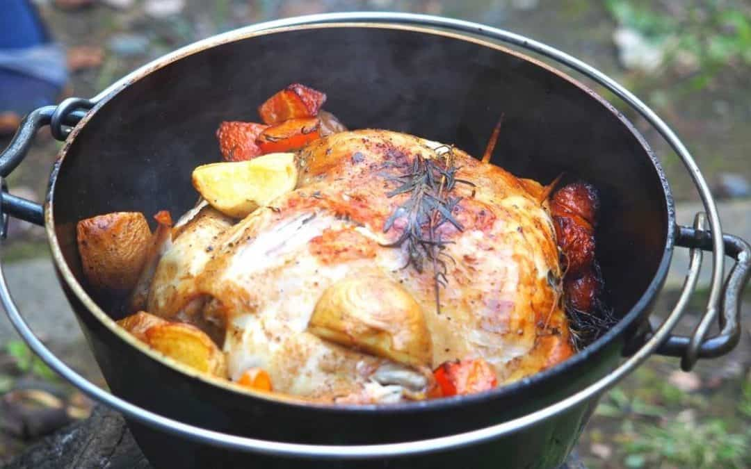 3 Incredibly Easy Camping Dutch Oven Recipes