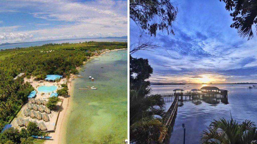 best beach resorts in Quezon