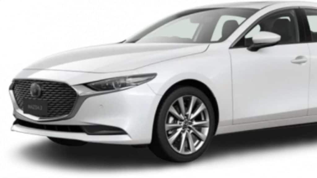 a Hatchback Mazda 3